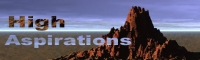 High Aspirations, Inc. Client Page Logo